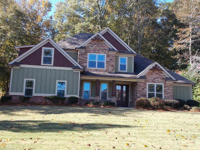 Newnan Single Family Home Under Contract: 130 South Shore Dr