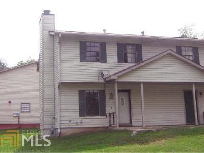 Conyers Rental For Rent: 1453 Forest Villa Dr