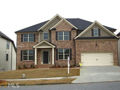 Grayson Single Family Home New: 323 Silvertop Dr