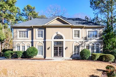 Alpharetta Single Family Home For Sale: 125 Norwick Way
