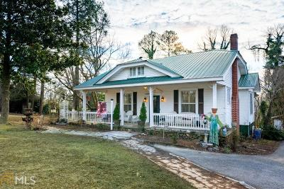 Jasper Single Family Home Under Contract: 3818 Highway 53