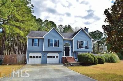 Snellville Single Family Home Under Contract: 1272 Cooper Rd