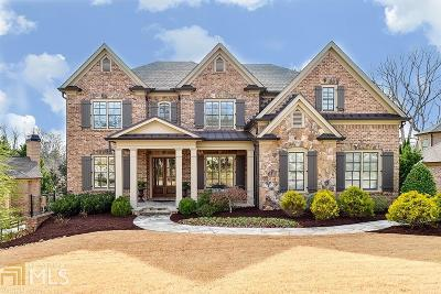 Brookhaven Single Family Home Under Contract: 3077 Oglethorpe Way