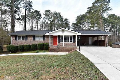Norcross Single Family Home Under Contract: 1049 Evangeline Way