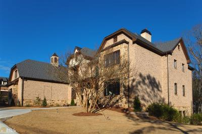 Roswell Single Family Home For Sale: 9950 Hightower Rd