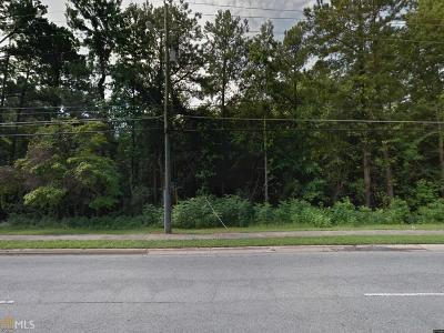 Marietta Residential Lots & Land For Sale: 675 Smyrna Powder Springs Rd