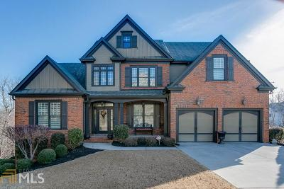 Flowery Branch Single Family Home Under Contract: 7460 Whistling Duck Way