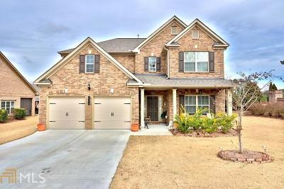 Loganville Single Family Home For Sale: 801 Golden Isles Dr