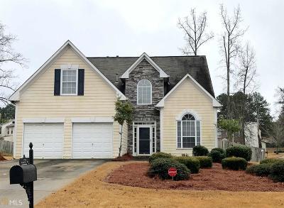 Jonesboro Single Family Home Under Contract: 1745 Barrington Way