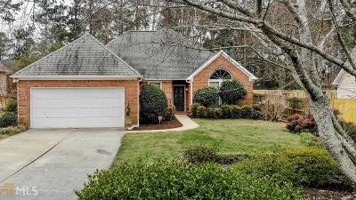 Johns Creek Single Family Home Under Contract: 4795 Jones Bridge Woods Dr