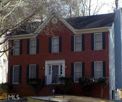 Snellville Single Family Home For Sale: 2444 Jacks View Ct