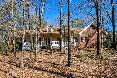 Snellville Single Family Home For Sale: 3772 Galdway Dr
