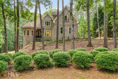 Alpharetta Single Family Home For Sale: 895 Freemanwood Ln
