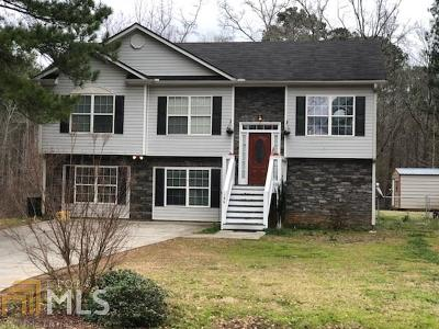 Butts County Single Family Home Under Contract: 196 Taylor Rd