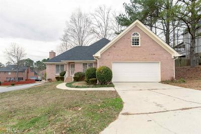 Stone Mountain Single Family Home Under Contract: 809 Stephenson Ridge
