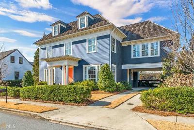 Cumming Single Family Home For Sale: 6815 Berkley Rd