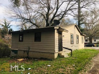 Sylvan Hills Single Family Home For Sale: 1085 SW Osborne St