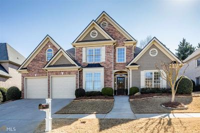 Peachtree Corners Single Family Home Under Contract: 6042 Spalding Park Pl