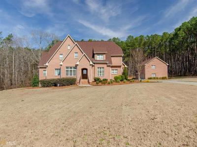 Coweta County Single Family Home For Sale: 210 Short Rd