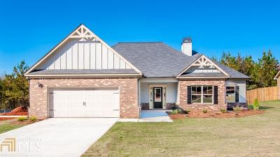 Locust Grove Single Family Home New: Coulter Woods Dr #Lot 1C