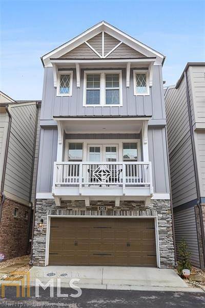 Smyrna Single Family Home New: 545 Mirrormont Dr