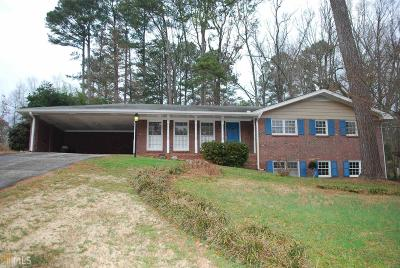 Norcross Single Family Home Under Contract: 5739 Cobb Meadow