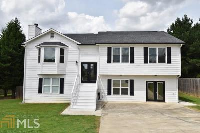 Winder Single Family Home For Sale: 310 Caseys Ct