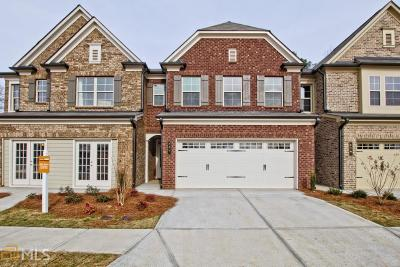 Lawrenceville Condo/Townhouse For Sale: 322 Braemore Mill Dr