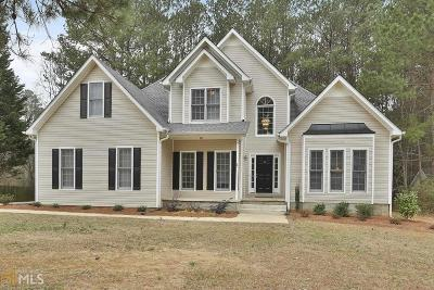 Newnan Single Family Home Under Contract: 49 Yorkshire Pl
