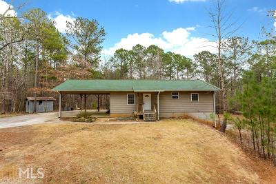 Heard County Single Family Home For Sale: 562 Cherry Rd