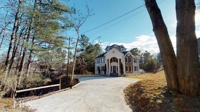 Dawsonville Single Family Home New: 21 Day Rd