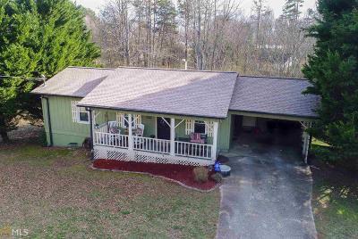Habersham County Single Family Home New: 277 Garrison Rd