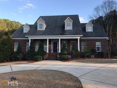 Thomaston Single Family Home For Sale: 380 Peachbelt Rd