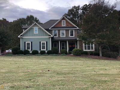 Winder Single Family Home For Sale: 1917 Hearthstone Ct