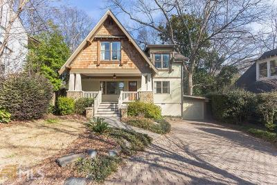Berkeley Park Single Family Home Under Contract: 811 Verner St