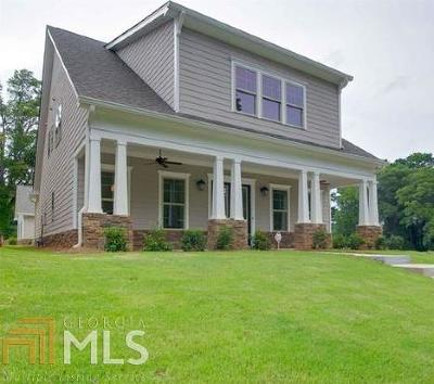 Hapeville Single Family Home Under Contract: 3165 Oakdale Rd