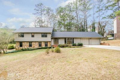 Marietta Rental For Rent: 447 Cove Dr