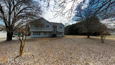 Loganville Single Family Home New: 3620 Marce Camp Rd