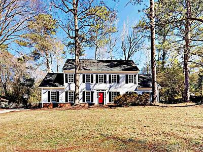 Lilburn Single Family Home Under Contract: 3431 Manchester Dr