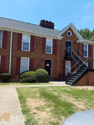 Marietta Condo/Townhouse For Sale: 1166 SW Booth Rd #708