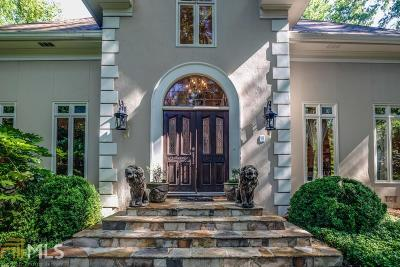 Roswell, Sandy Springs Single Family Home For Sale: 310 Riverhall Ct