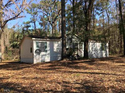 Woodbine Single Family Home New: 607 Colesburg Tompkins Rd