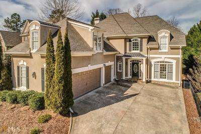 Canton Single Family Home For Sale: 691 Lake Overlook