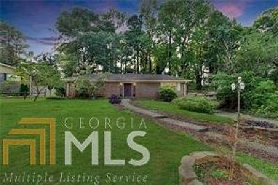 Lilburn Single Family Home Under Contract: 562 Dickens Rd