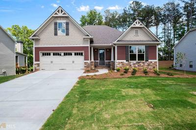 Villa Rica Single Family Home For Sale: 118 Woodburn Dr #Lot 28