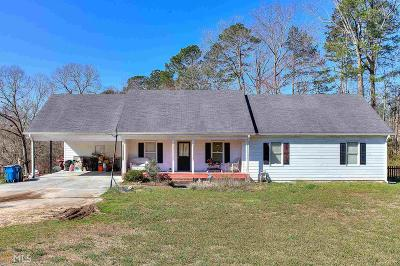 Dacula Single Family Home For Sale: 1985 Ewing Chapel Rd
