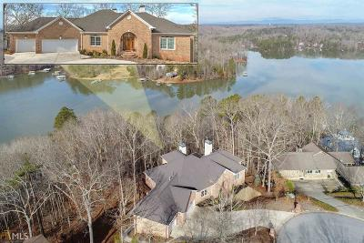 Cumming, Gainesville, Buford, Dawsonville Single Family Home New: 6462 Waterscape Ridge