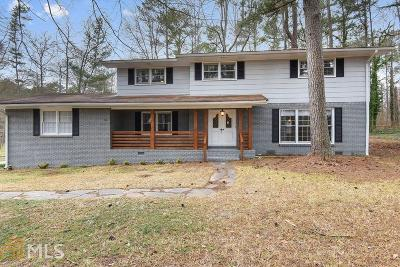 Ellenwood Single Family Home Under Contract: 4237 Loveless Pl