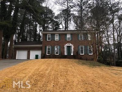 Tucker Single Family Home Under Contract: 4150 Oak Crest Dr