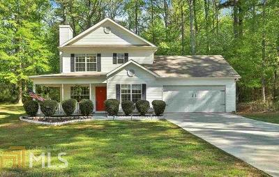 Newnan Single Family Home New: 40 Florence Dr